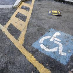 Tommy 2.0, la piastra anti-furbi per i parcheggi dei disabili  (1)