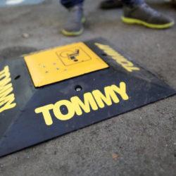 Tommy 2.0, la piastra anti-furbi per i parcheggi dei disabili  (2)