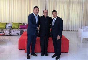 Han Li, Berlusconi e Yonghong Li