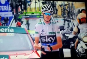 applauso froome