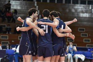 italia under 20 volley