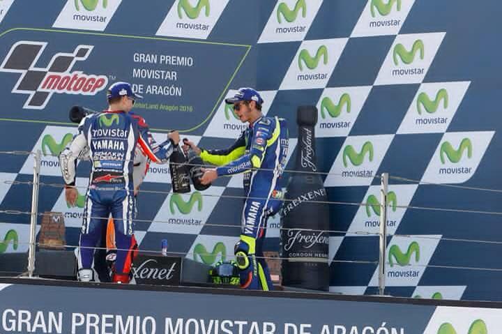 MotoGP Aragon: Parola a Marquez, Lorenzo e Rossi