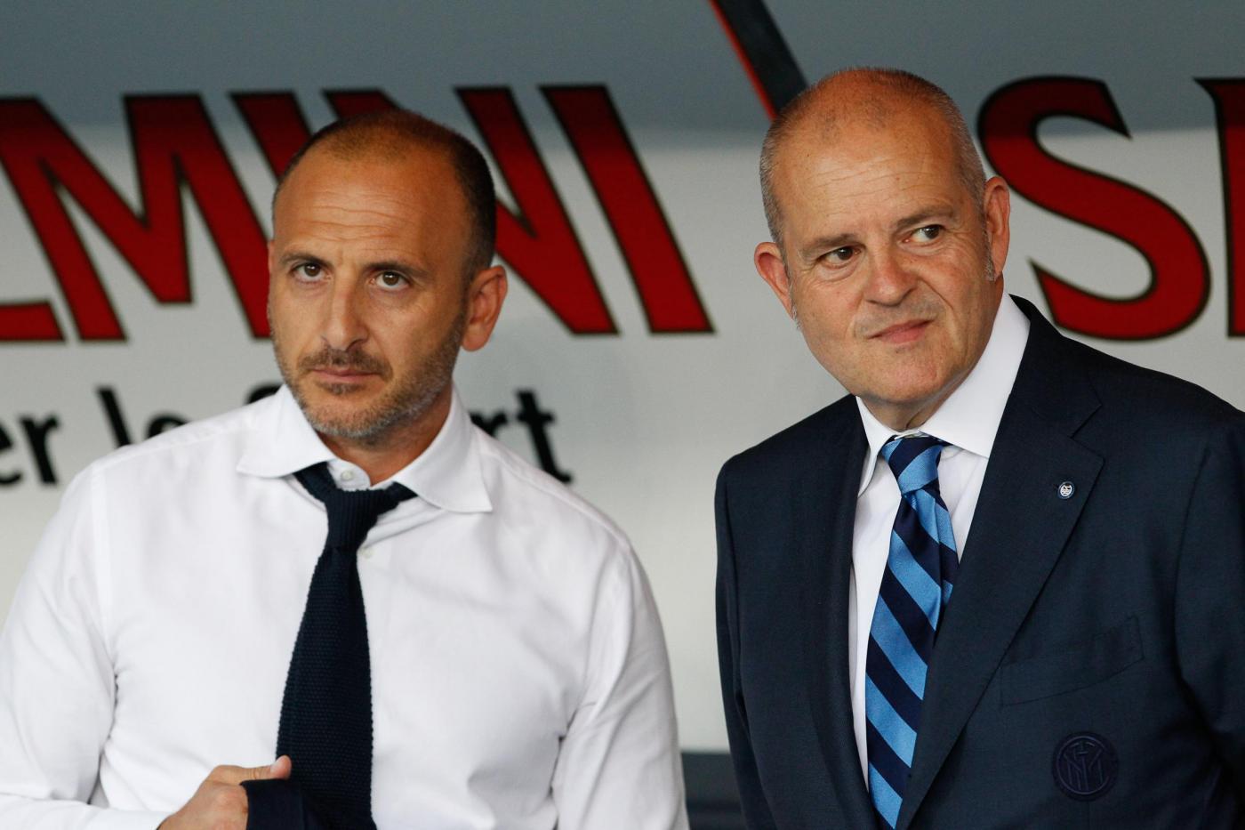 Calciomercato Inter, Ausilio: