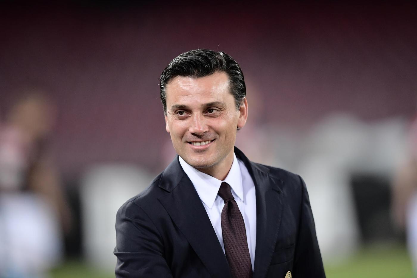 Juventus-Milan, Montella: