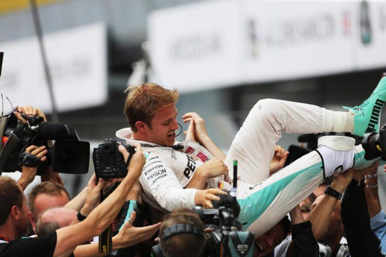 F1 Rosberg Spiega Ecco Perchè Mi Sento Italiano