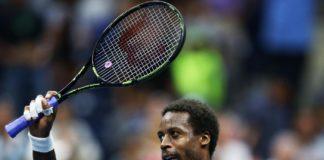 Tennis, Indian Wells Monfils