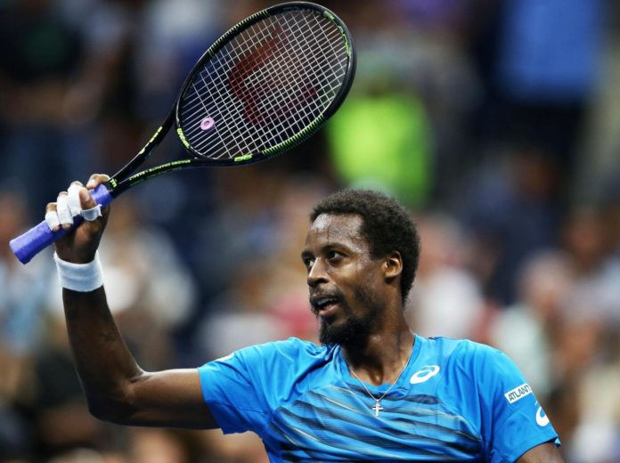 Tennis, Indian Wells Monfils