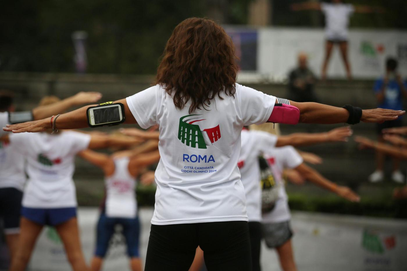 Il 10 settembre con Run with Roma 2024