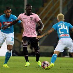 Palermo vs Napoli - Serie A TIM 2016/2017