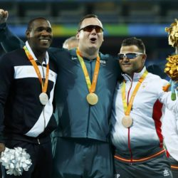 Paralimpiadi Rio 2016, Tapia vince l'argento nel lancio del disco