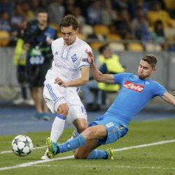 Dinamo Kiev vs Napoli - Champions League 2016/2017