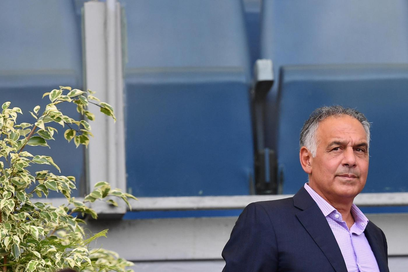 Roma, incredibile Pallotta: