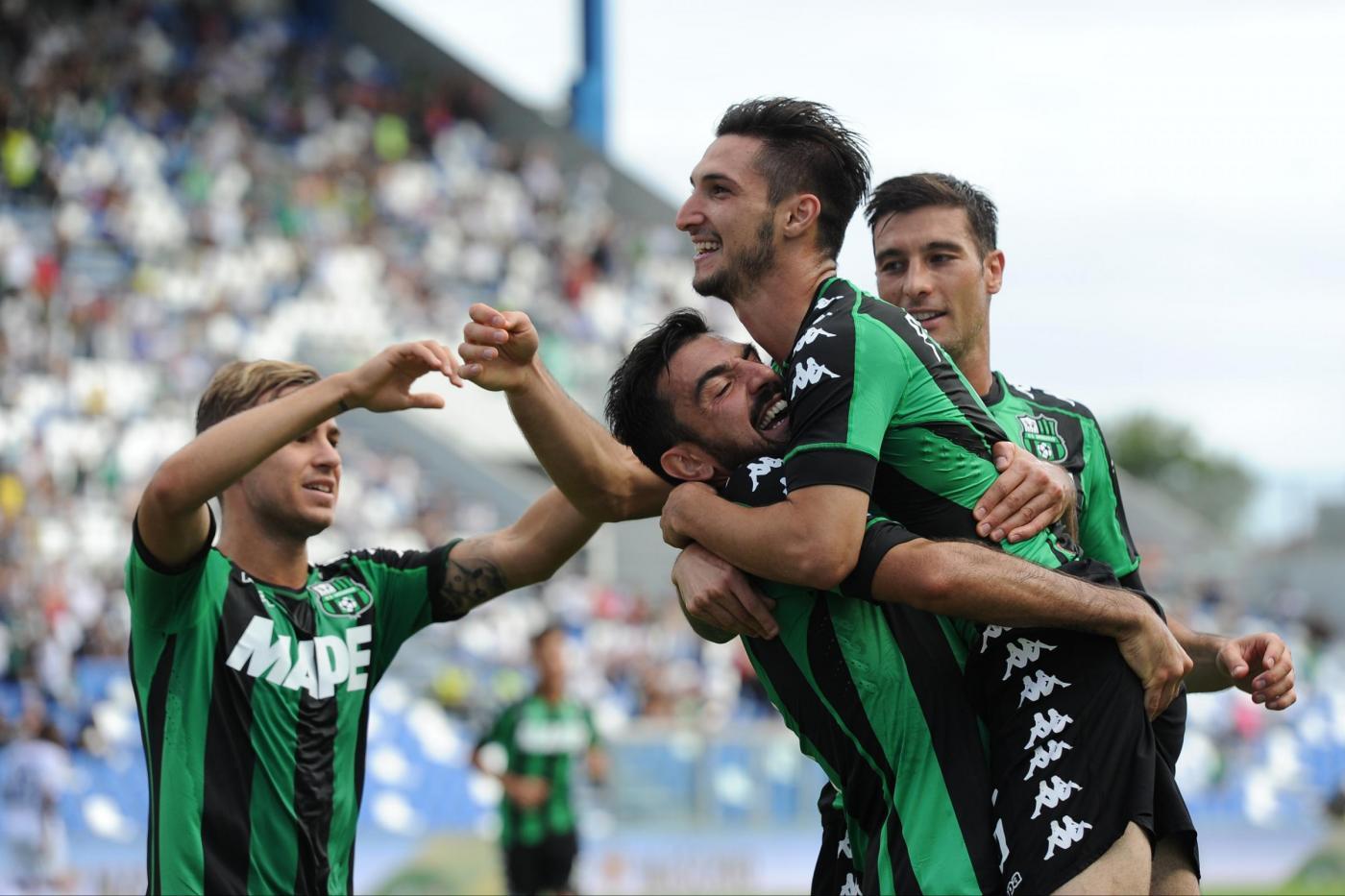 Calciomercato Sassuolo, agente Berardi: