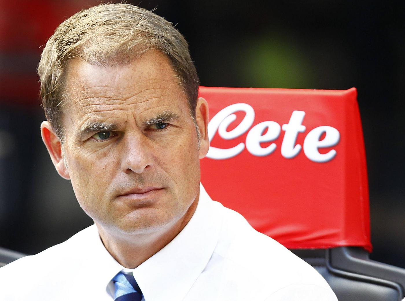 De Boer prepara la 'rivincita': per l'ex Inter spunta l'ipotesi Glascow Rangers