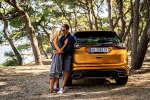 Mads Mikkelsen Stars in New Short Film for Ford Edge Campaign