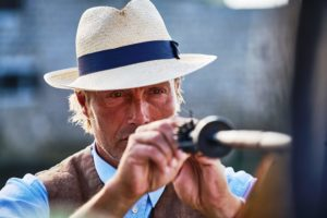 'Le Fantôme' film con Mikkelsen e Ford Edge (11)
