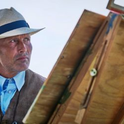 'Le Fantôme' film con Mikkelsen e Ford Edge (7)