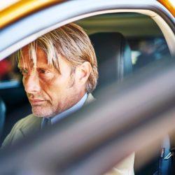 'Le Fantôme' film con Mikkelsen e Ford Edge (8)
