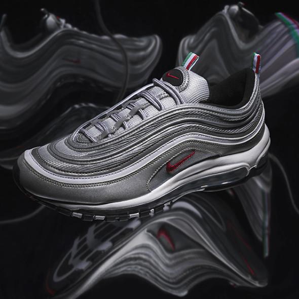 scarpe tennis nike silver