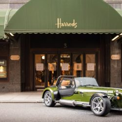 Caterham Seven Harrods Special Edition (1)