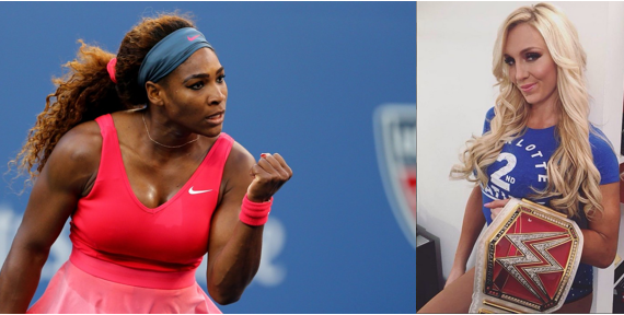 Charlotte vs Serena Williams