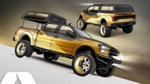 Ford al SEMA 2016 (3)