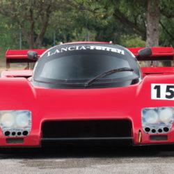 Lancia-Ferrari LC2 Gruppo C (4)