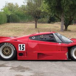 Lancia-Ferrari LC2 Gruppo C (5)