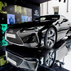 Lexus Brera Design Days di Milano (2)