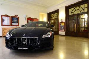Maserati Quattroporte al Teatro Auditorium Manzoni di Bologna_2016