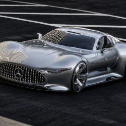 Mercedes-Benz AMG Vision Gran Turismo concept (10)
