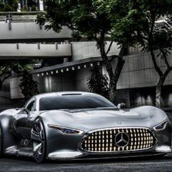 Mercedes-Benz AMG Vision Gran Turismo concept (11)