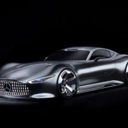 Mercedes-Benz AMG Vision Gran Turismo concept (5)
