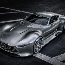 Mercedes-Benz AMG Vision Gran Turismo concept (7)