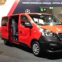 Nissan NV300 9