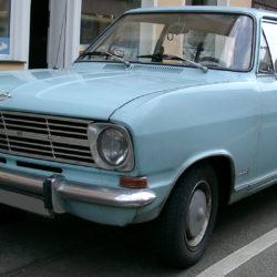 Opel Kadett 2