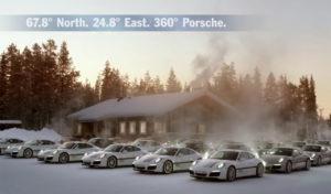 Porsche Driving Experience Winter 2017