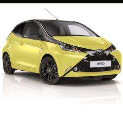Toyota Aygo x-cite (1)