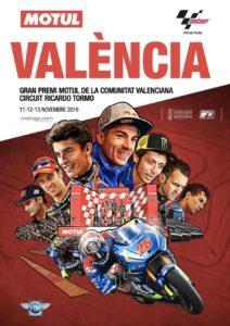 poster gp valencia