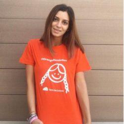 rossella fiamingo orange revolution
