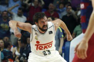 Basket: Liga ACB - Real Madrid vs Barcellona