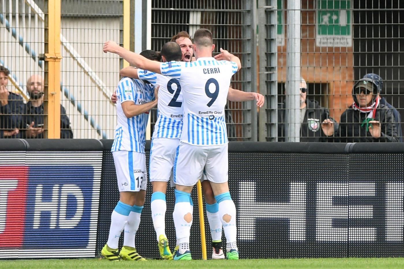 Ancora una trasferta maledetta per il Brescia: 3-2 dalla Spal