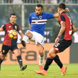 Sampdoria - Genoa derby lanterna
