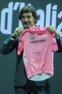 Presentazione del Giro d'Italia a Milano