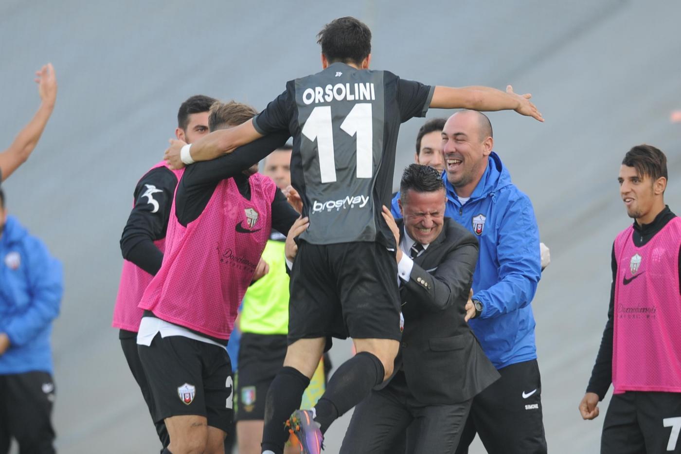 Ascoli, Orsolini a Sky Sport: ''Voglio raggiungere grandi traguardi con questi colori''