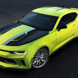 Chevrolet Camaro Turbo AutoX Concept (1)