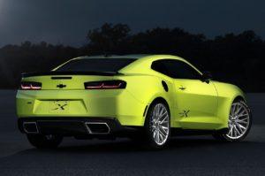 Chevrolet Camaro Turbo AutoX Concept (3)