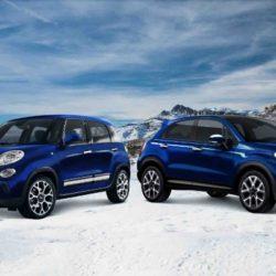 Fiat 500L Winter Edition