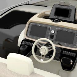 Invictus Yacht 370 GT (7)
