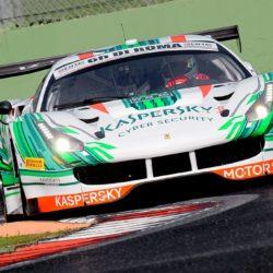 Kaspersky Motorsport 6 ore di roma (1)